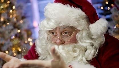 Père Noël Virtuel
