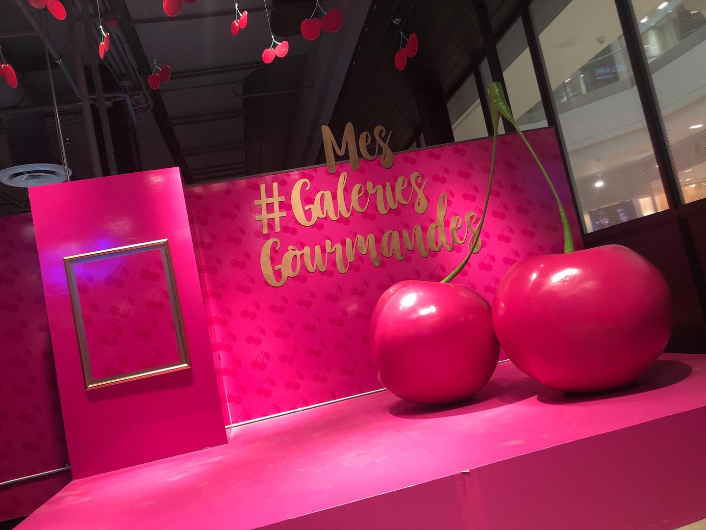 Galeries Gourmandes - Galerie de la Capitale
