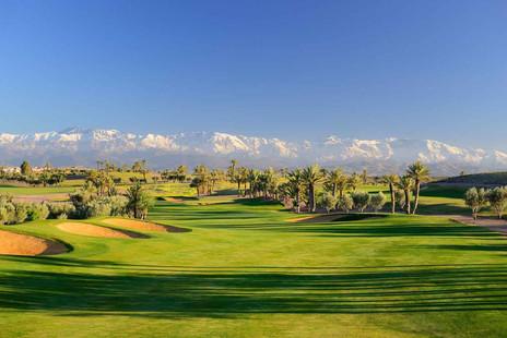 Golfen in Marrakech - Assoufid Golf Club