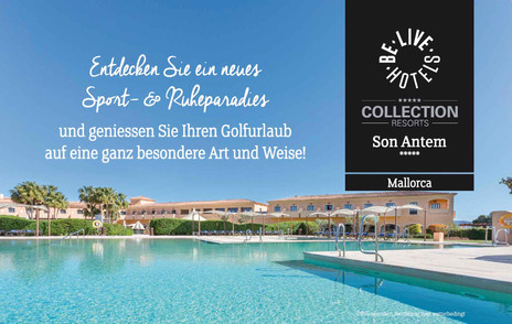 BE LIVE HOTELS ✩✩✩✩✩ Collection Resorts - Son Antem Mallorca