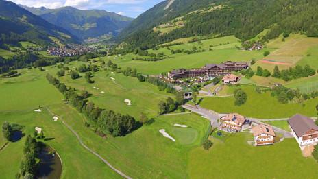 Hotel ANDREUS ✩✩✩✩✩ - 5 Sterne Luxus Wellnesshotel & Golfhotel in Südtirol