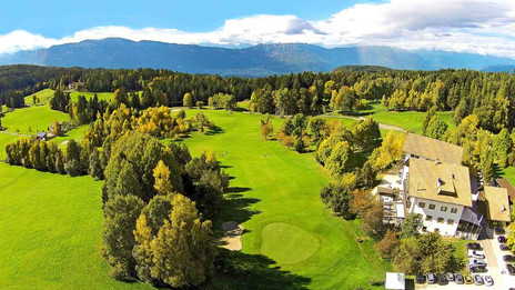 Golfclub Petersberg - der Platz rangiert unter den TOP 10 Europäischer Plätze über 1.000 Höhenmetern