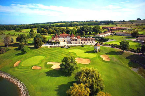 Château des Vigiers Golf et Country Club - Wein & Golf