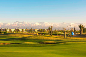 Golfen in Marrakech - The Montgomerie & The Tony Jacklin