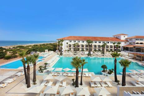 IBEROSTAR Andalucía Playa - Luxushotel am Strand von Chiclana