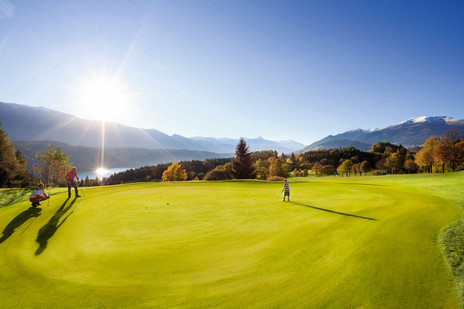 Internationaler Award 2017 hebt Golfland Kärnten aufs Podest