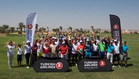 Golfausrüstung fliegt bei Turkish Airlines kostenlos mit