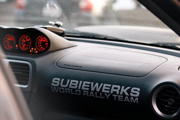 SubieWerks World Rally Team