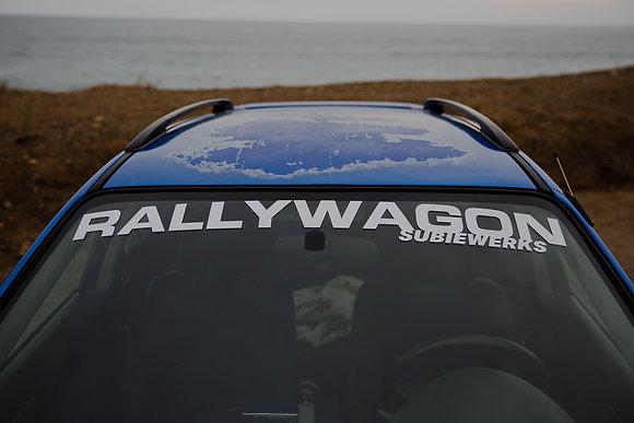 RALLYWAGON Banner