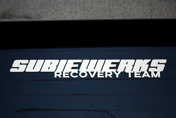 SubieWerks Recovery Team