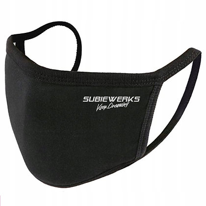 SubieWerks 80's Retro - Face Mask