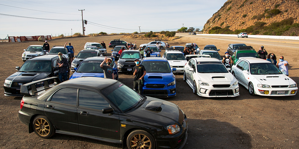 SubieWerks - First Meet of the Year