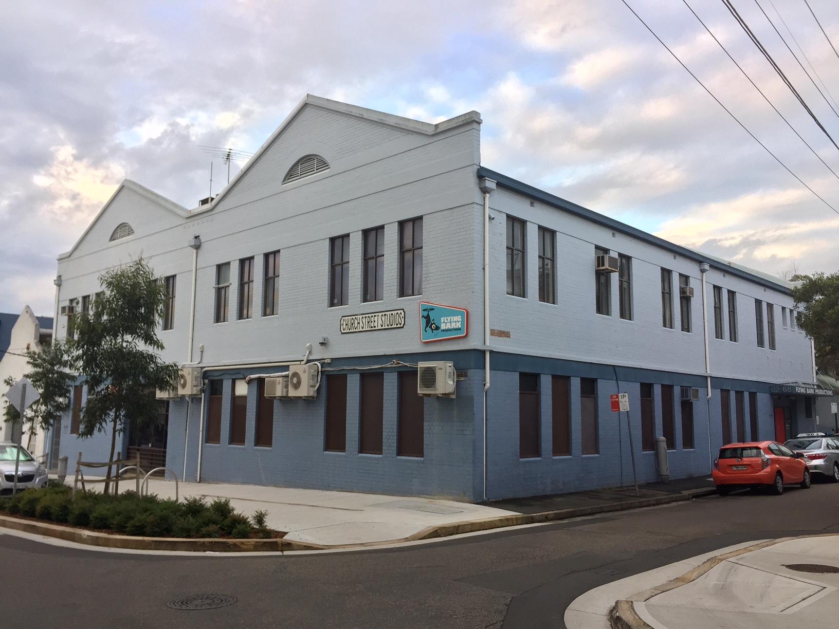 Church Street Building