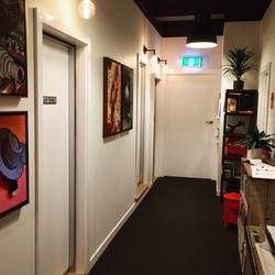 The Suite Corridor