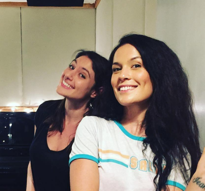 Nicky and Miranda