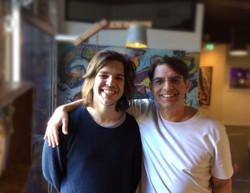 Oscar and Guy