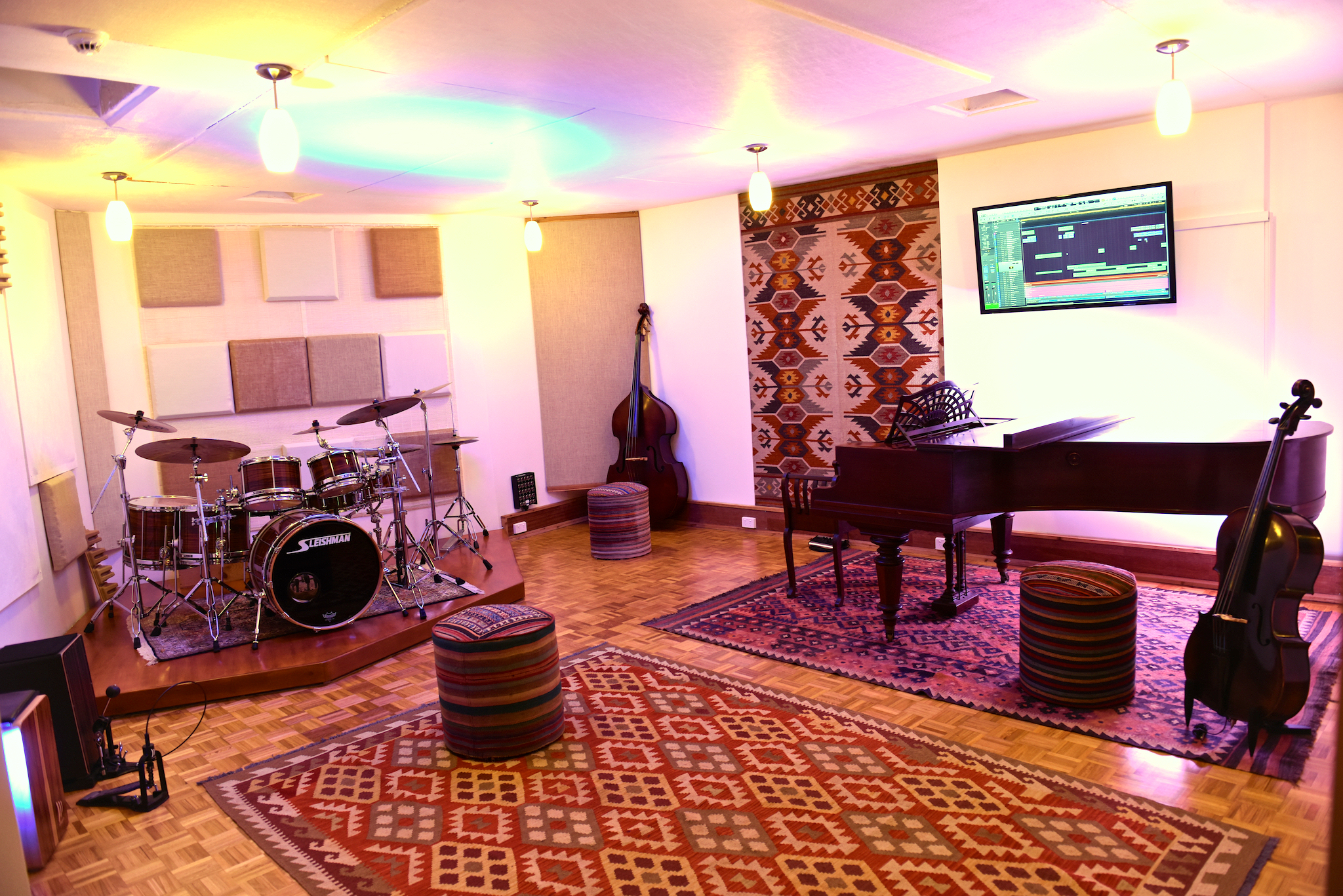 Studio D - Live Room