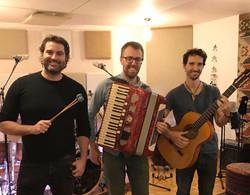 Matteo, Andrew & Damian
