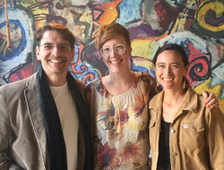 Guy, Maria & Caitlin