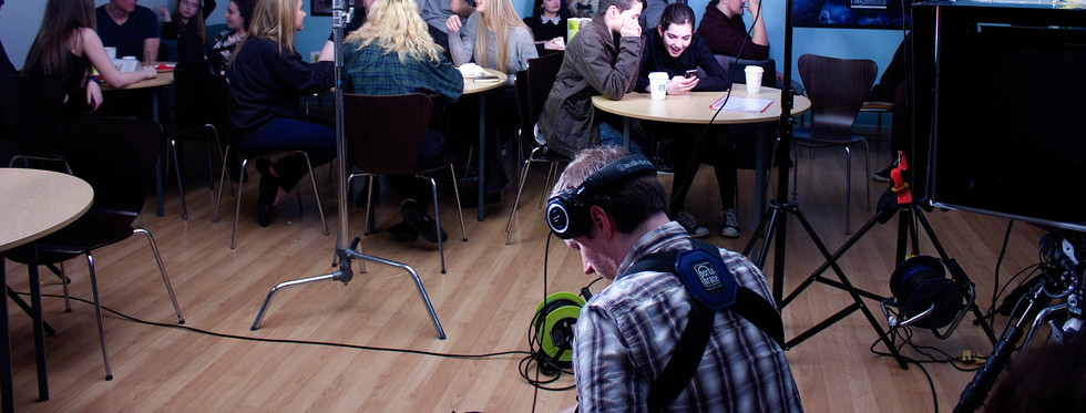 Screen Acting Classes for teenagers in Glasgow and Edinburgh
