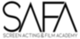 SAFA - Screen Acting and Film Academy.  Acting in Glasgow.
