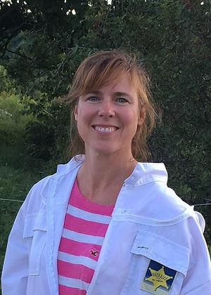 Danielle Carpentier Apicultrice