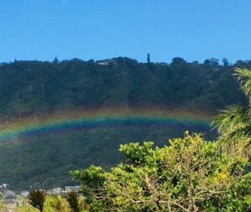 Redirected and Empowered By The Colors of The Rainbow