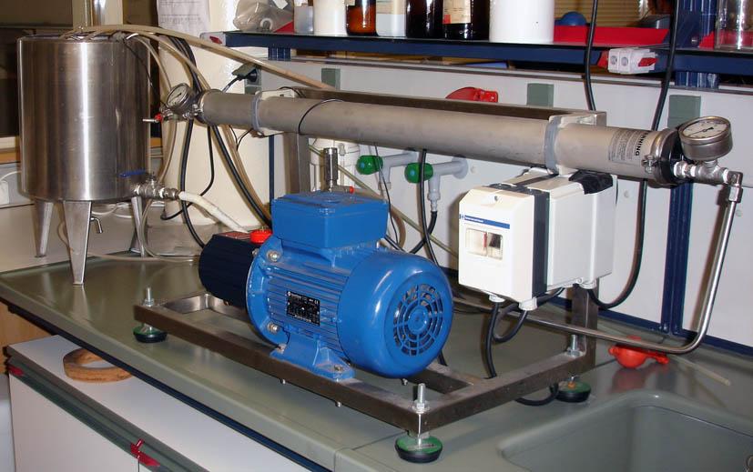Membranar Ultra-filtration System
