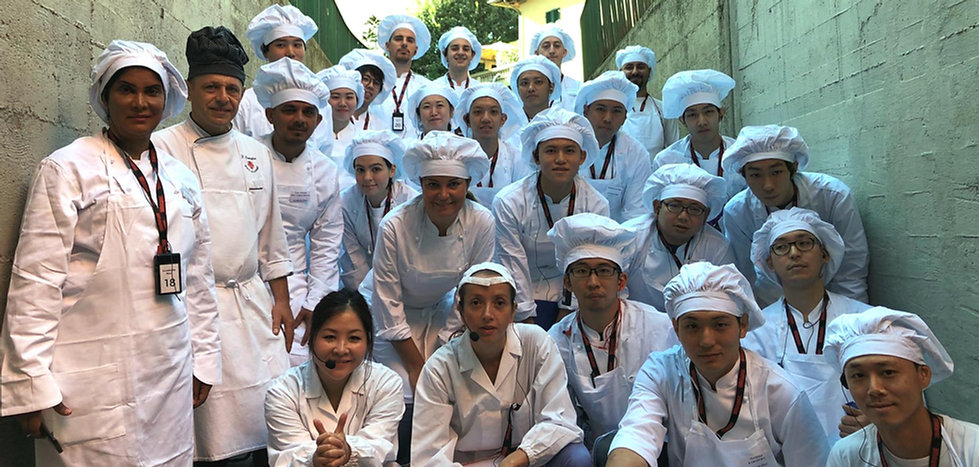 Japan Culinary Intitute is born from Florence Culinary Institute in Flornce wihthousands of graduates over 35 yars