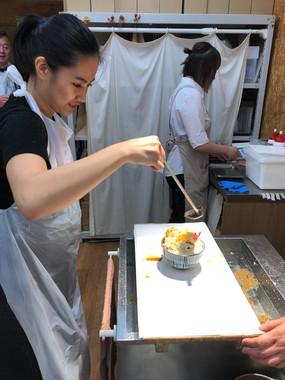 JCI Sample Food Experience