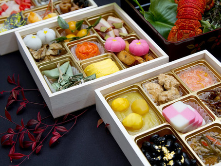 Traditional New Year's Food in Japan