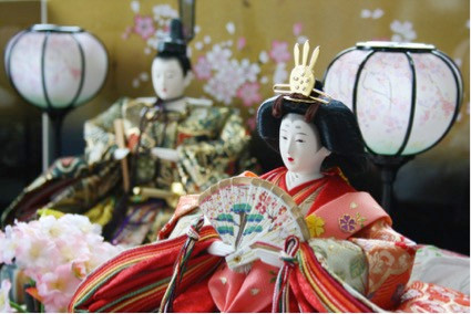 Girls' Festival Hinamattsuri (Doll's Festival)