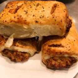 Vegan 'Sausage' Roll