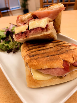Brie, Bacon & Cranberry