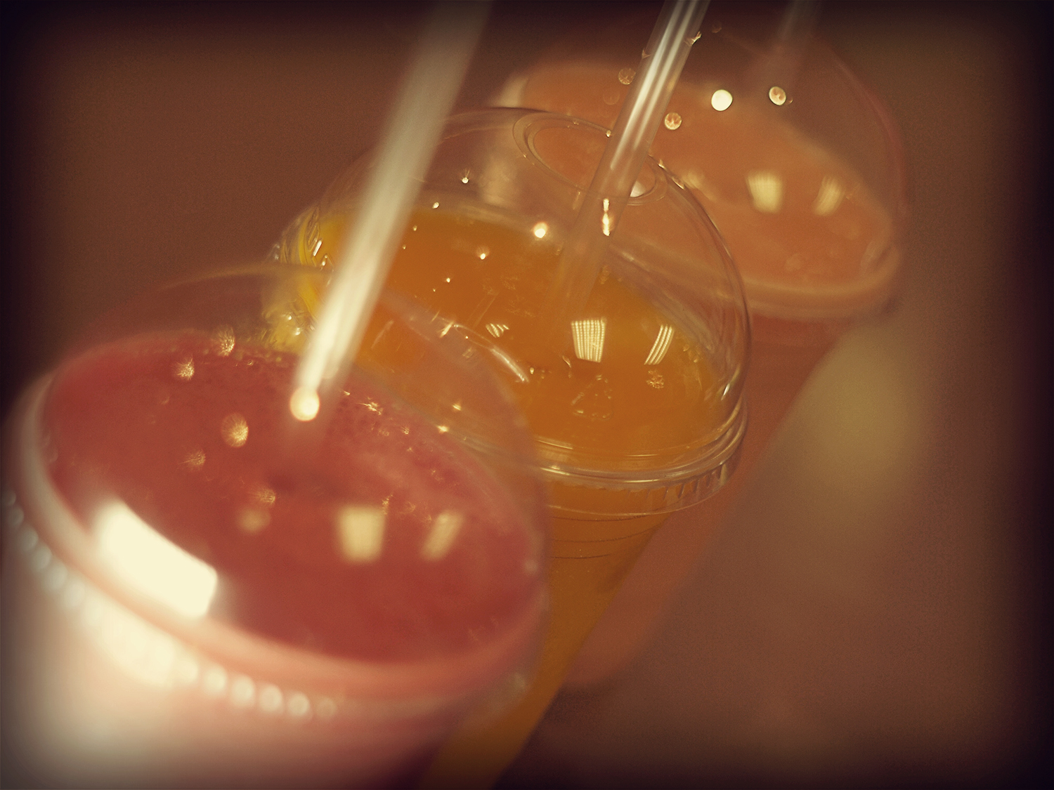 Cold Drinks