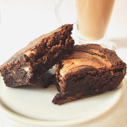 Peanut Butter Brownie Gluten Free and Fabulous