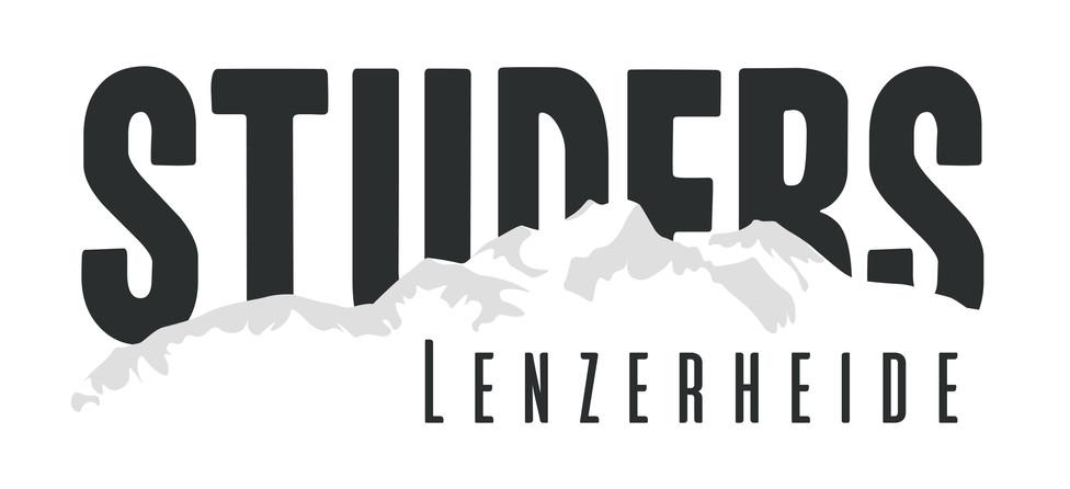 Logo Design, Homepage Studers Lenzerheide