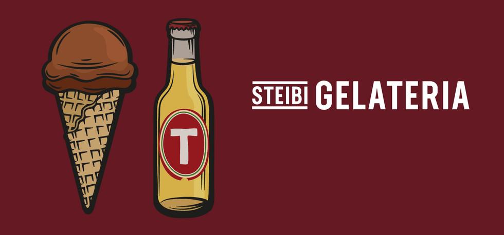 Logo Design, Illustration  Steibi Tabacchino, Winterthur