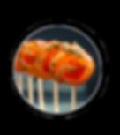 Bouchée saumon Celtic-evenement traiteur événementiel mariage rennes