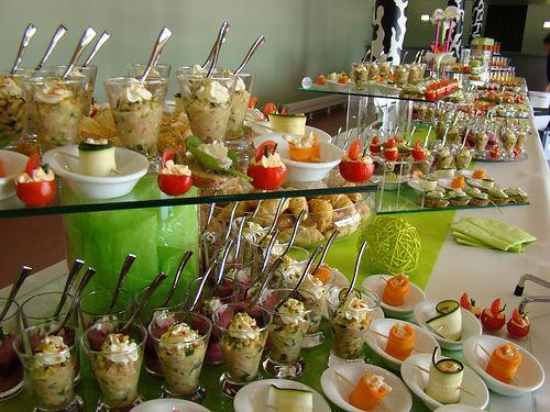 Buffet cocktail Celtic-evenement traiteur événementiel mariage rennes