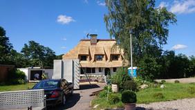 Reetdach Flensburg Niehuus