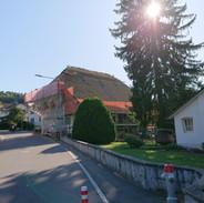 Reetdach, Schweiz