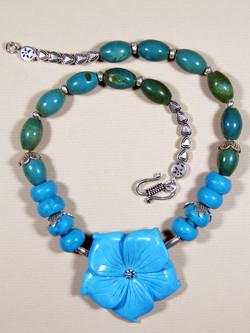 Turquoise Daisy