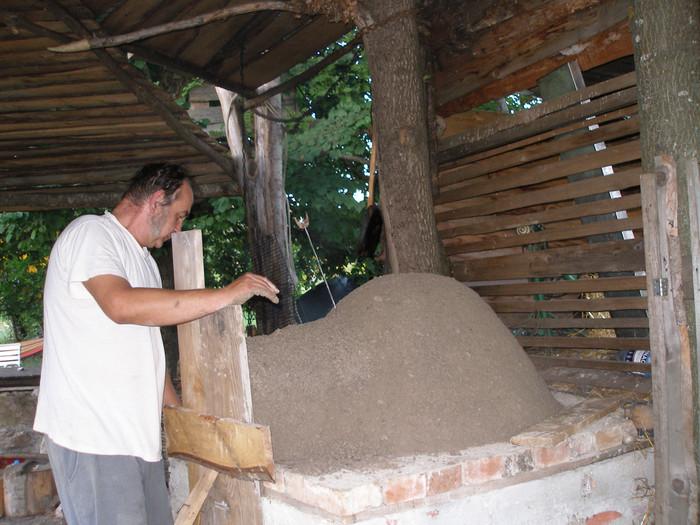 Ognjenka, bread kiln