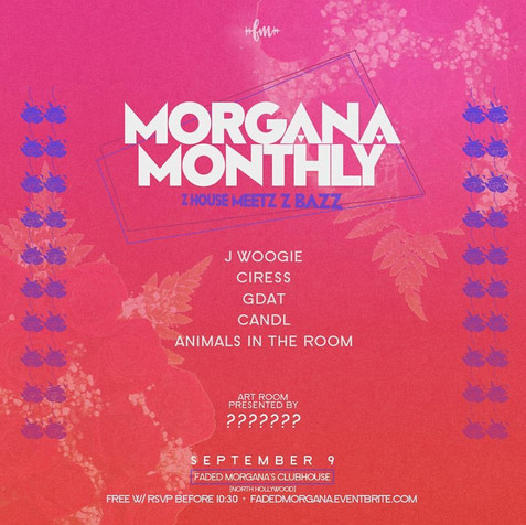 MORGANA MONTHLY 4