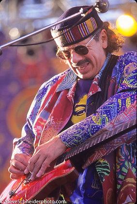 Steve Schneider |  Carlos Santana