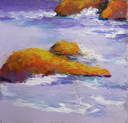 Marsha Lippert | Ocean Eddies