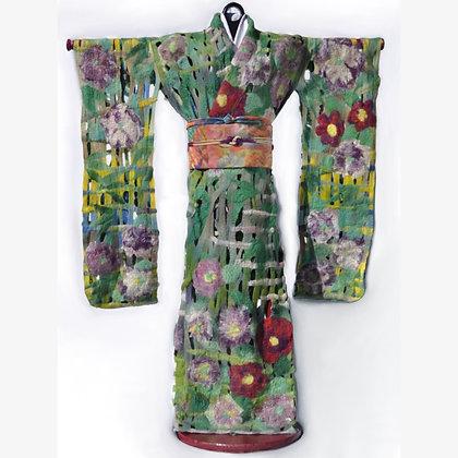 Veronica Lund | Bamboo Forest Kimono