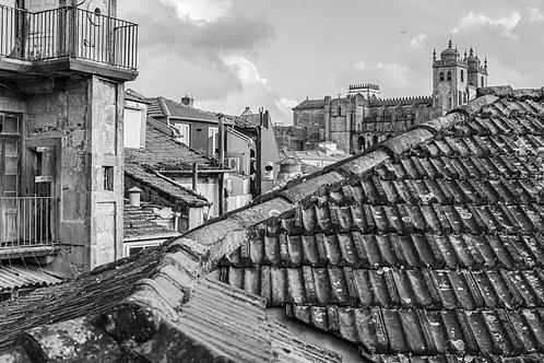 Jeff Lantz | Lisbon Roof Tops | Photography