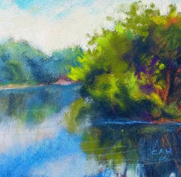 Cheryl A. Hufnagel | Still Waters